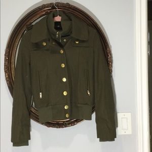 BDG olive-green Jacket size XS perfect condition